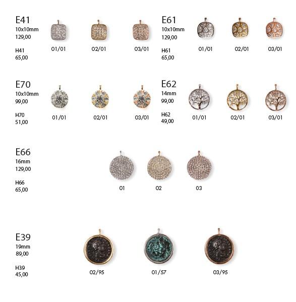 CREOLEN-WECHSELSYSTEM-EINHÄNGER | E41 | E61 | E70 | E62 | E66 | E39