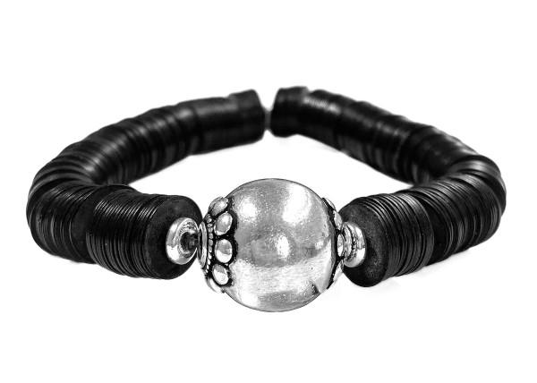Armband • Ethno | Bakalite Black