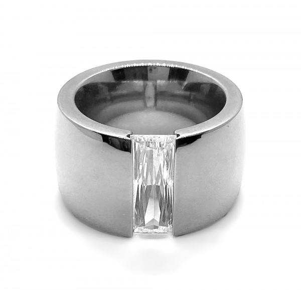 Ring • Kadó | Pavé | Breit