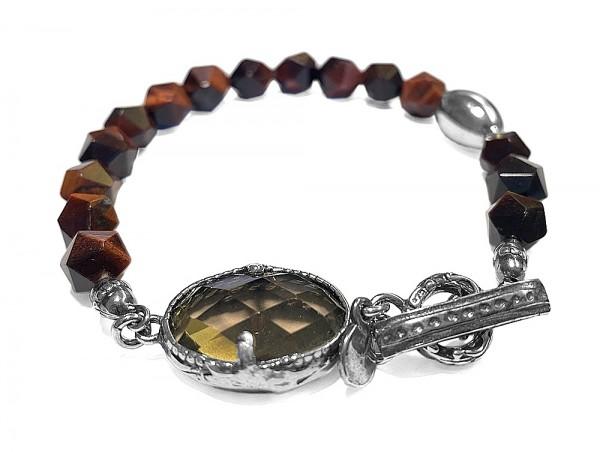Armband • H2O | Brown Tigereye | Stone