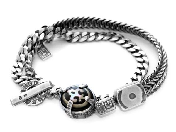 Armband • Key to Euphoria | 2 Wrap-Bead
