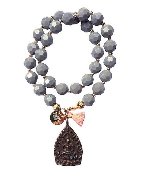 Armband • Hippie Buddha Beads
