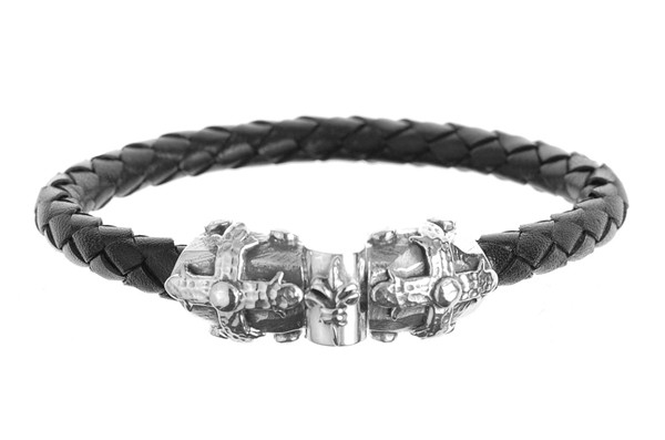 Armband • Smith Cross Jointlock Facetted | 7