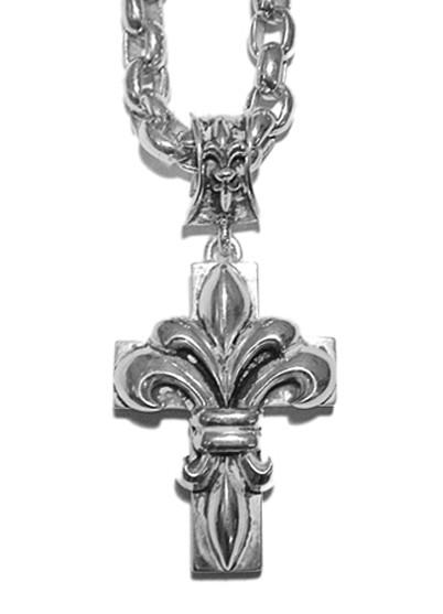 Erbs Chain | M • Kreuz Lilie