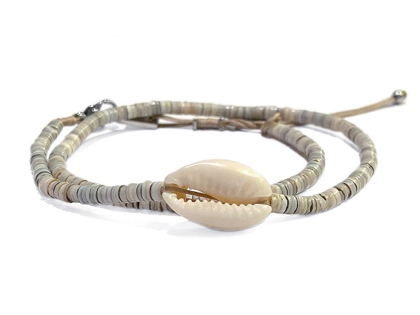 Armband • ZAG | Shell Double