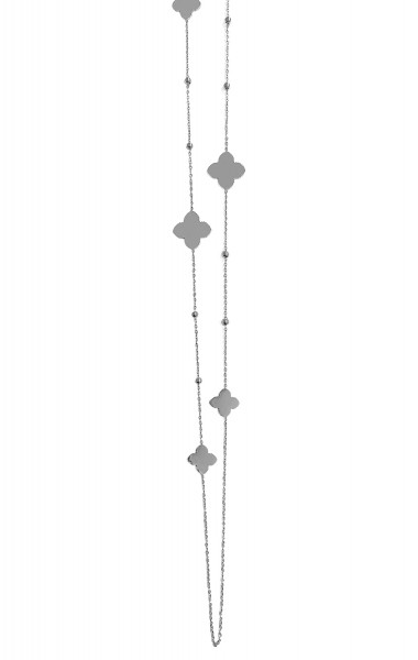 Kette • ZAG | Long | Cleef & Dots