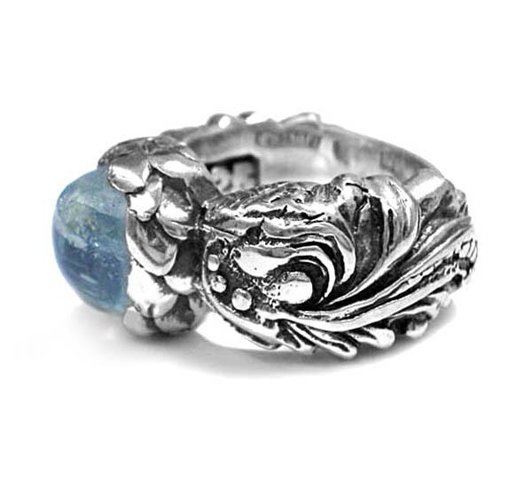 Ring • Magic Plant | Aqua