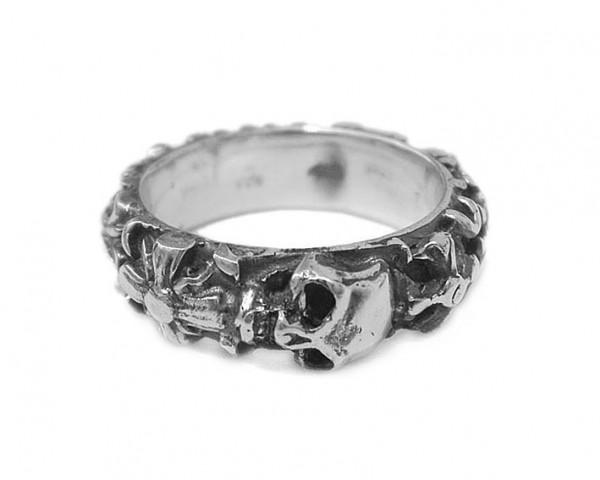 Ring • Garden at Night Skull