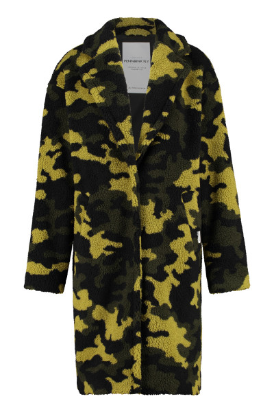 Mantel • Coat | W20M | Camo
