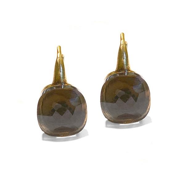 Ohrringe • CHIODO | Gold Plattiert